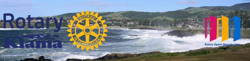 The Rotary Club of Kiama Inc.